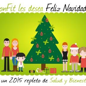Feliz Navidad IonFit: ¡¡Este año con sorpresa!!
