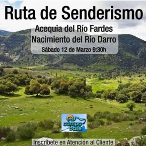 Ruta de senderismo Marzo 2016: Acequia del río Fardes - Nacimiento del río Darro