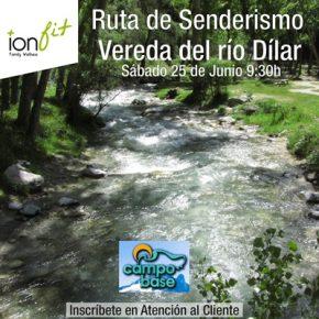 Ruta de Senderismo Junio 2016: Río Dilar