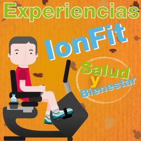 Experiencias IonFit: socio de más edad