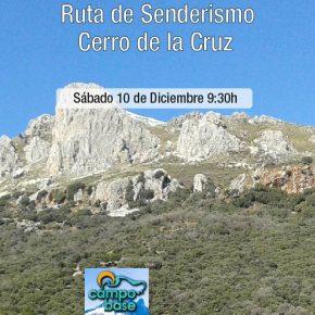 Ruta senderismo diciembre: Cerro de la Cruz