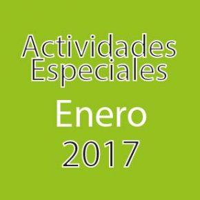 ACTIVIDADES ENERO 2017