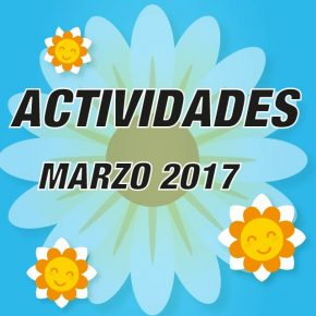 ACTIVIDADES MARZO 2017