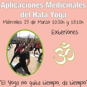 HATA YOGA: APLICACIONES MEDICINALES