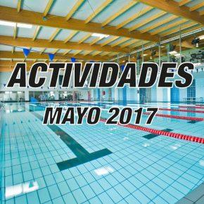 ACTIVIDADES ESPECIALES MAYO 2017