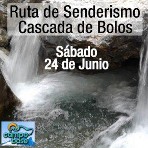 RUTA SENDERISMO JUNIO 2017