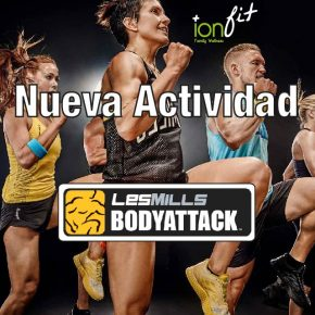 ¿CONOCES LA ACTIVIDAD DE BODY ATTACK?