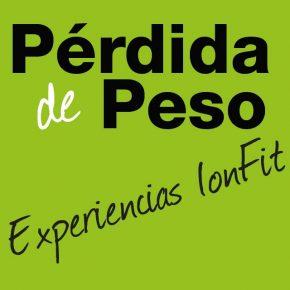 PERDIDA DE PESO EN IONFIT