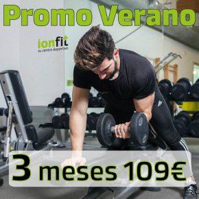 PROMOCION FITNESS VERANO