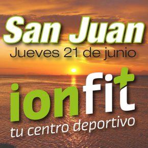 FIESTA DE SAN JUAN EN IONFIT