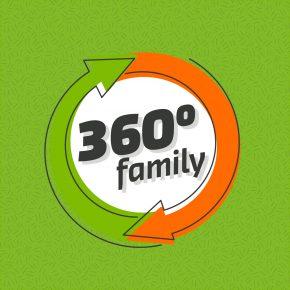 Pasa a la acción con 360º family